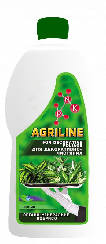 Агрілайн для декоративно-листяних 500мл