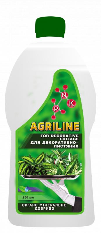 Агрілайн для декоративно-листяних 250мл