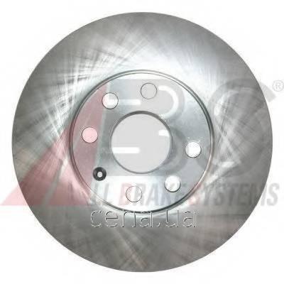 Тормозной диск передний CHEVROLET CORSA 1.7 Дизель 2000 - 2002 (16952)