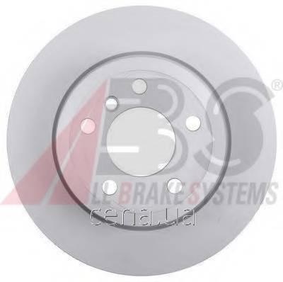 Тормозной диск задний BMW X5 3.0 бензин 2007 - 2008 (17870)