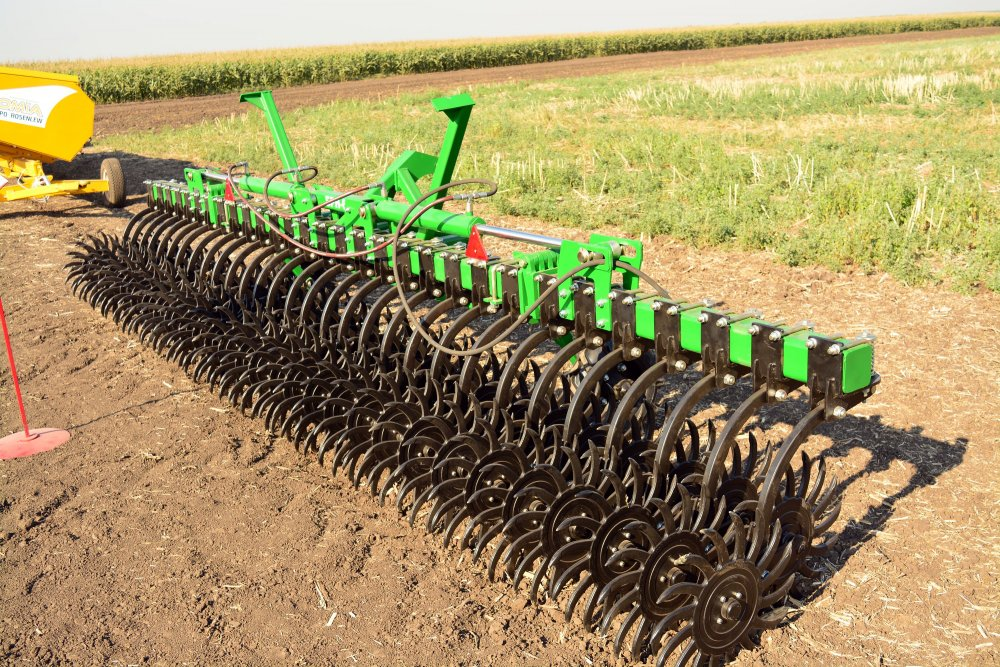 Hinged Rotary Harrow BRN-6 VK Technopol