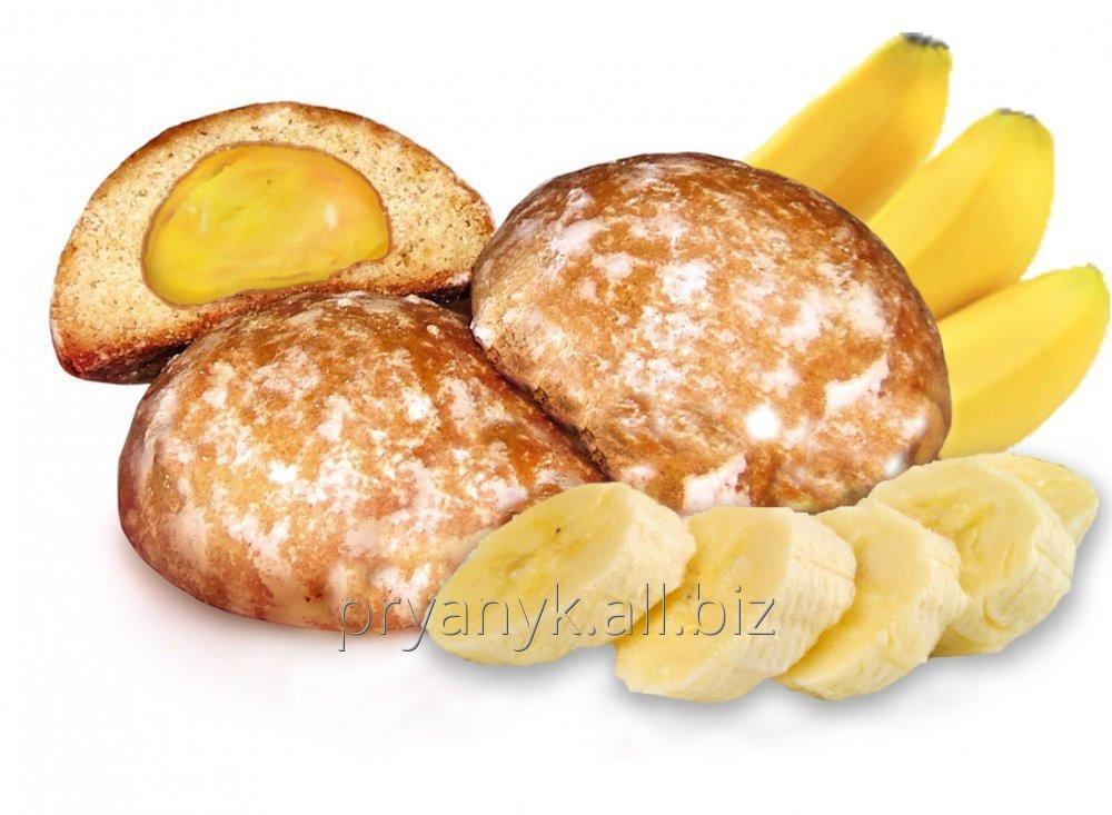 """Пряник с фруктовой начинкой """"Банан"""""""