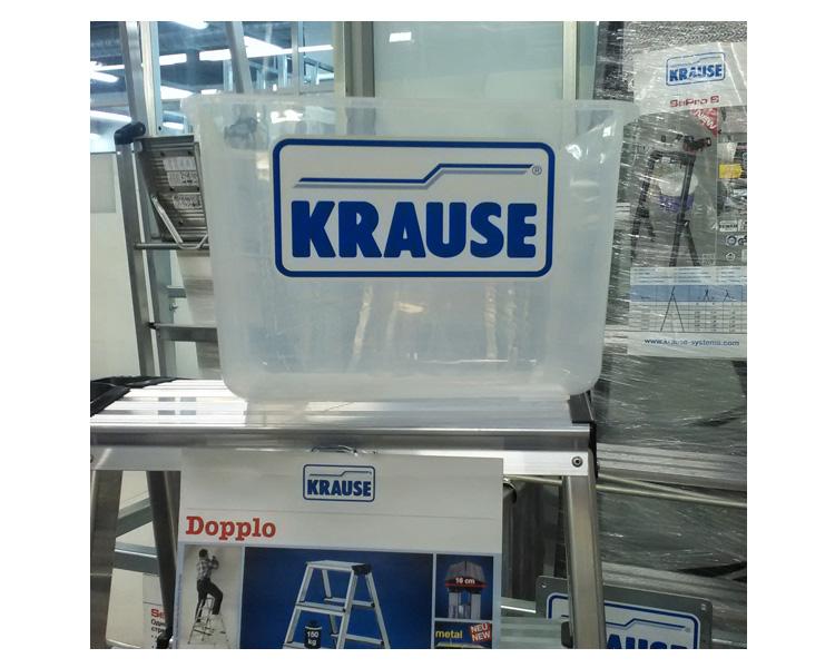 Купить Ведро пластиковое 8 л KRAUSE