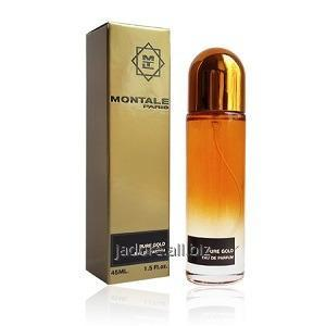 Мини парфюм MONTALE PURE GOLD EDP 45 ML+ 5 ml в подарок