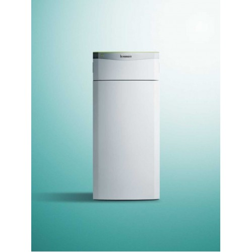 Модульный тепловой насос Vaillant flexoTHERM exclusive VWF 157/4 Тепловая мощностью 14,5 кВт Холодильная мощность 15,8 кВт. Напряжение 400 В 0010016688