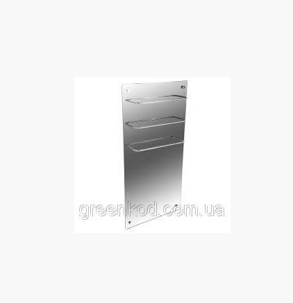 Стеклокерамические полотенцесушители HGlass GHT 6010 (зеркальный), (1000*600*8)