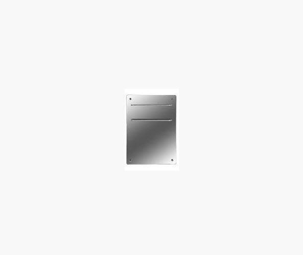 Стеклокерамические полотенцесушители HGlass GHT 5070 (зеркальный)