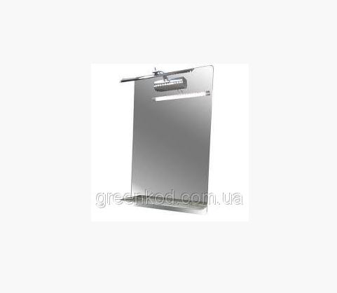 Зеркало с подогревом HGlass IHM 5080 L, (800*500*8)
