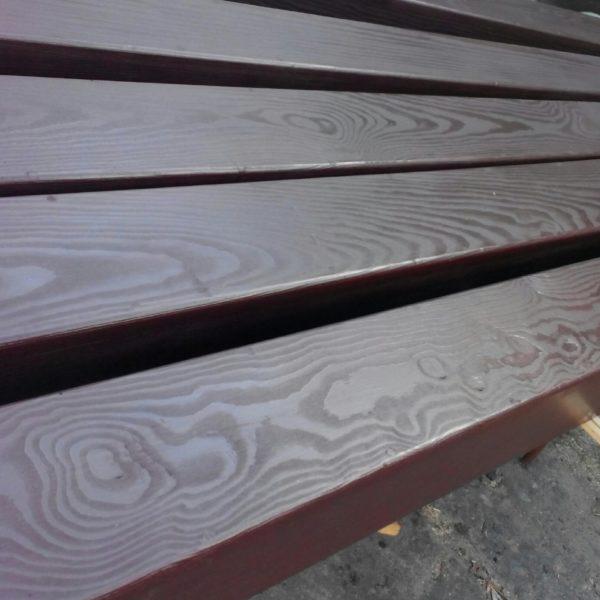 Балка декоративная из сосны 130*70 мм