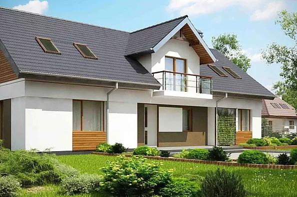 Proiecte de case private, vile