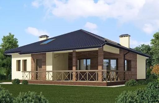 Projekt av privata hus, småhus