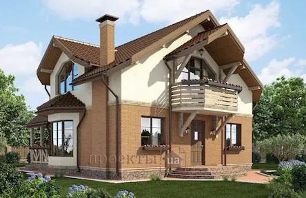 Проект каркасного будинку