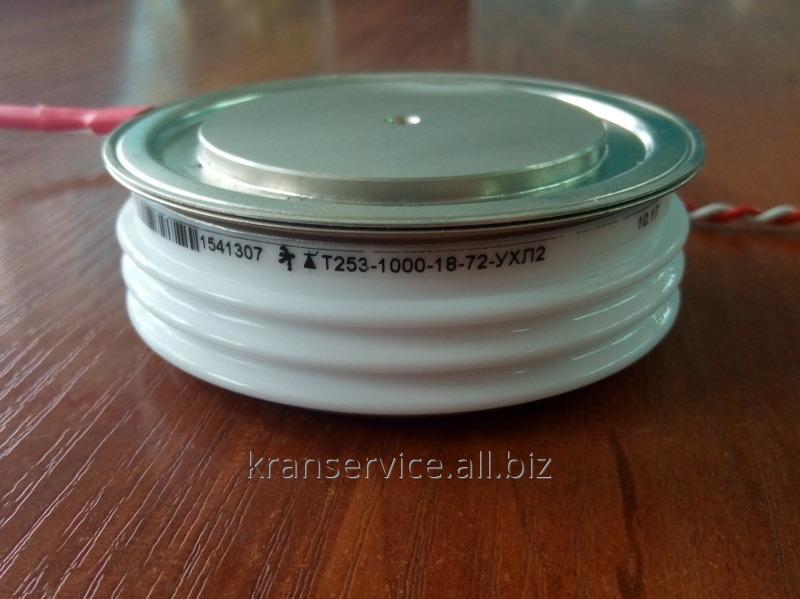 Купить Тиристор Т253-1000-18-72