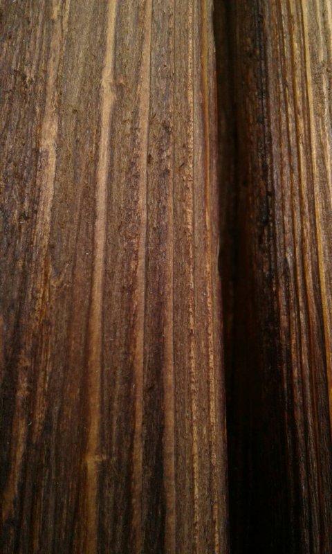 Балка брашированная из сосны 130*90 мм
