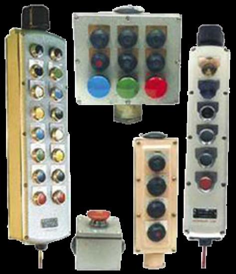 Купить Пост управления кнопочный ПКЕ