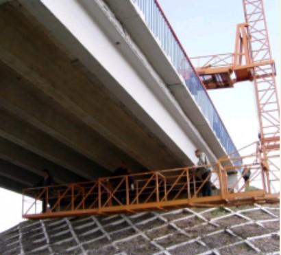 Купить Платформа для ремонта мостов БЛ-08-01