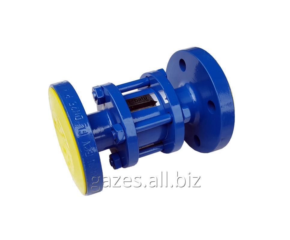 Фланцевый обратный клапан Batu BСV-FL DN25 PN40