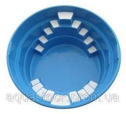 Ёмкость для резервуар активных веществ Жемчужина диаметр 3,5 х1,5м 10,5м.куб