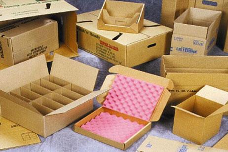 Упаковка из бумаги и картона-производство, любой сложности и поверхности.