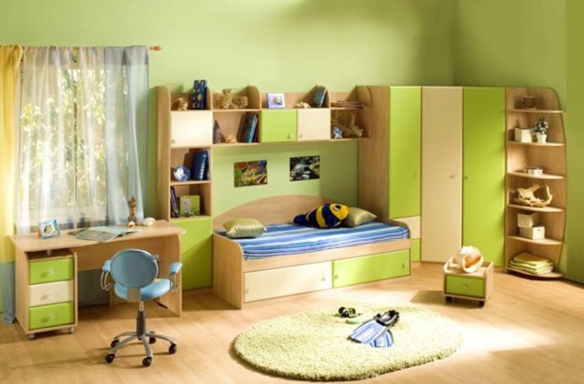 Мебель для детей всех возрастов от компании My-baby thumbnail