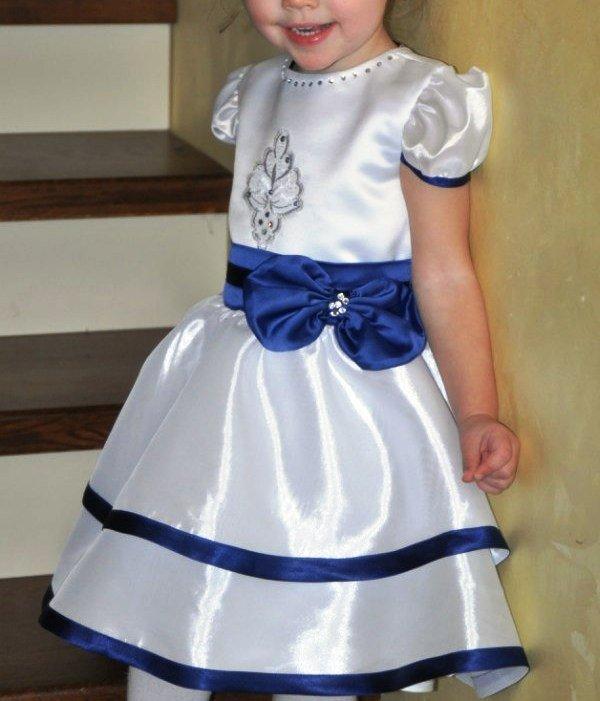 Детское платье для торжественных купить
