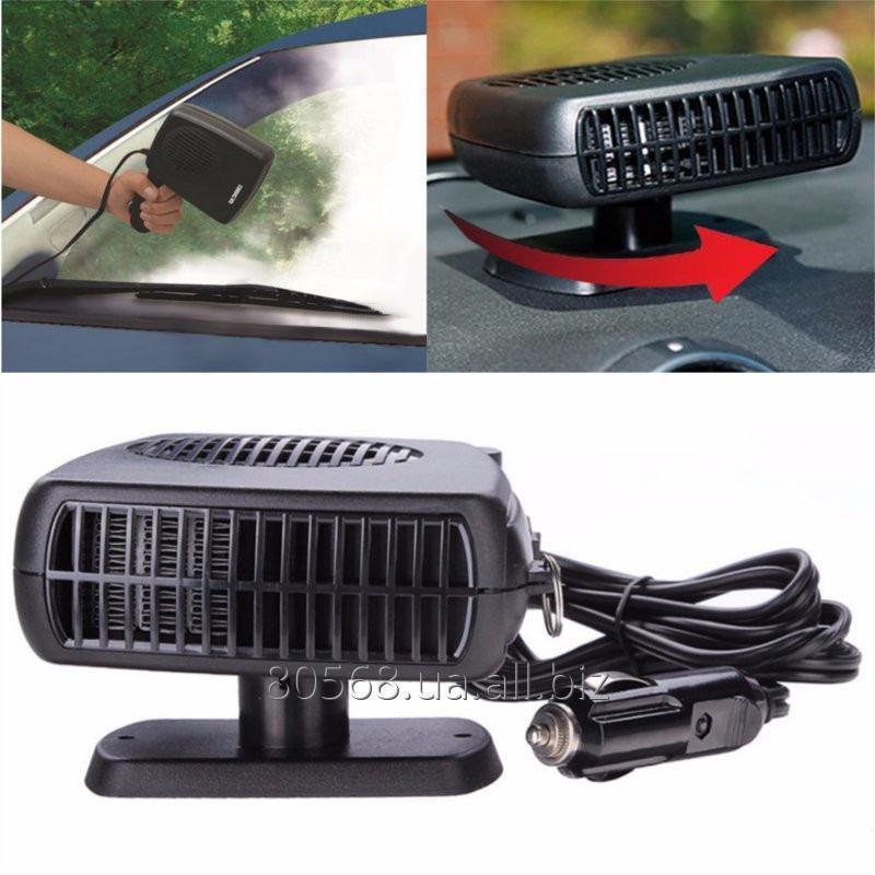 Купить Автомобильный вентилятор с обогревом 12V Auto Heater Fan (вентилятор 12в)