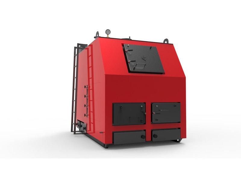 Твердотопливный котел 250 кВт Ретра-3М