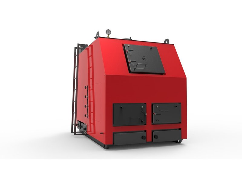 Твердотопливный котел 550 кВт Ретра-3М
