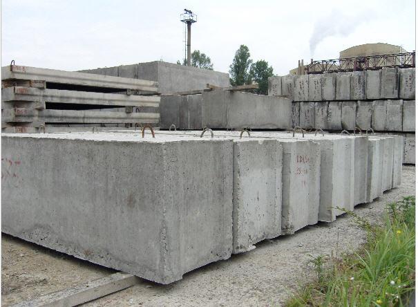 Купить Блоки бетонные для стен подвалов
