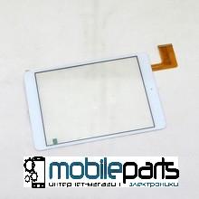 "Купить Cенсор Тачскрин для планшета 7.85"" BB-Mobile Techno 7.85 3G TM859L | TM859M тип 2 197*132 мм,45pin Белый"