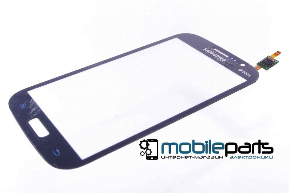 Купить Оригинальный Сенсор Тачскрин для Samsung i9060 Galaxy Grand Neo Синий