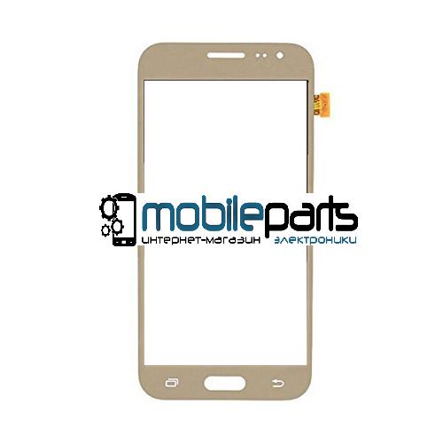 Купить Оригинальный Сенсор Тачскрин для Samsung J200 | Galaxy J2 Золотой