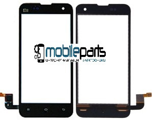Купить Оригинальный Сенсор Тачскрин для Xiaomi Mi2 | Mi2s Черный