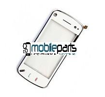 Купить Оригинальный Сенсор Тачскрин для Nokia N97 Mini С рамкой Белый