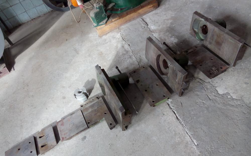 Apparatuur voor houtbewerking