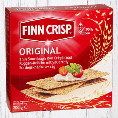 Finn Crisp line with automatic laying on trays 100 kg / h