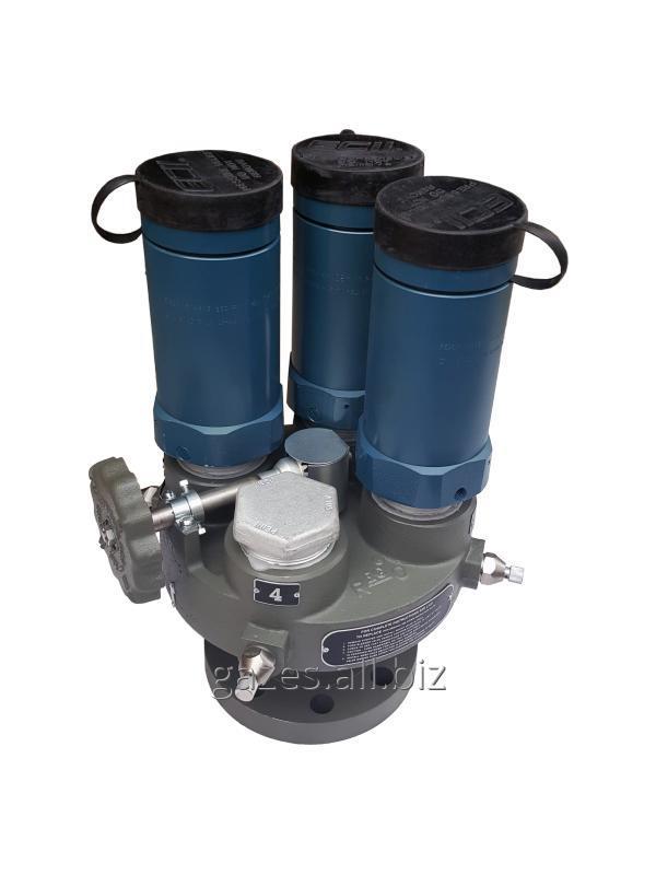 Мультипорт Rego Multiport (серия A8560 / A8570 / AA8570) предохранительный клапан
