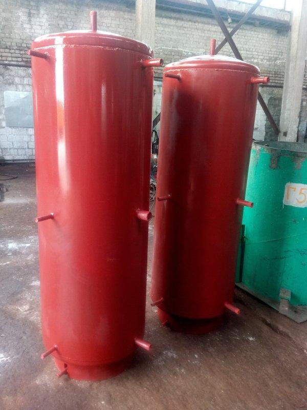 Buy Heataccumulators of 360 l, 450 l, 500 l, 700 l, 950 l