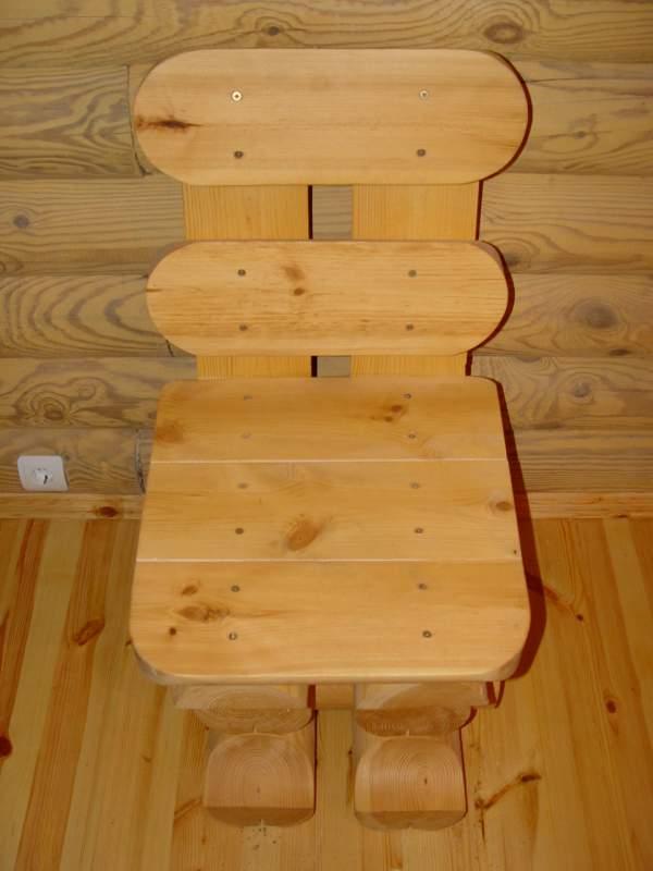 Из дерева садовая мебель столы