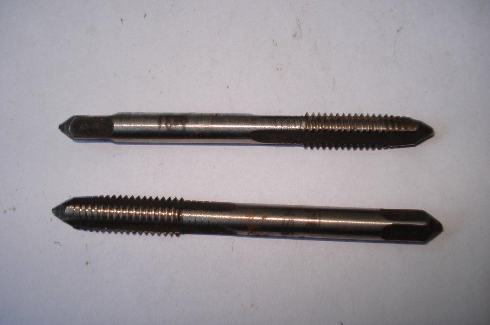 Метчики М 8x1,25 комплект Р6М5