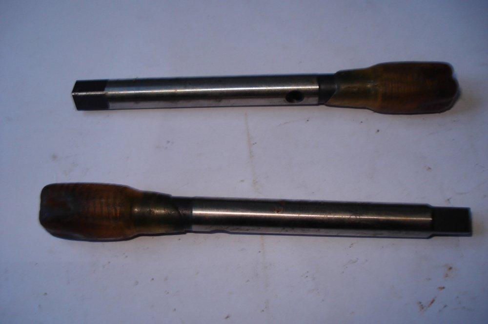 Метчик М 12x1,75 6Н Rob-2X HSS Ne