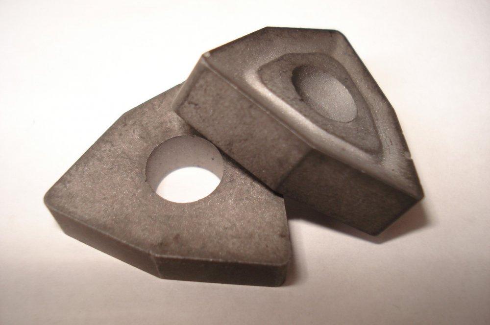 Пластина твердосплавная 02114-120612 ВК8