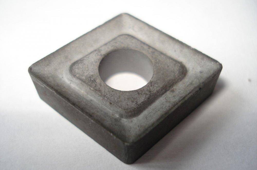 Пластина твердосплавная 05114-190612 ВК8