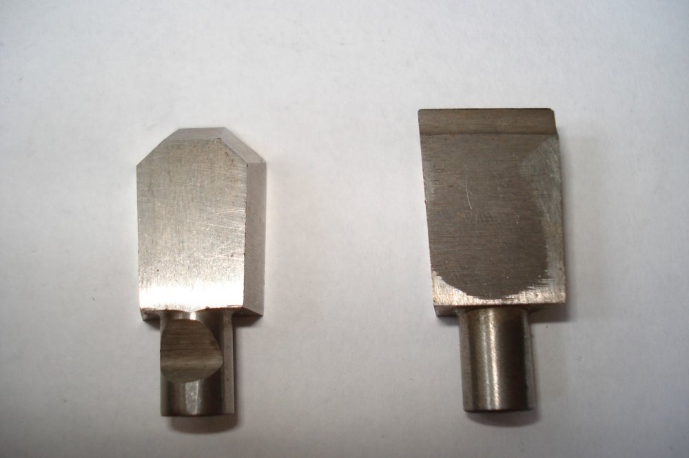 Нож вставной к кольцевому сверлу Р6М5 комплект