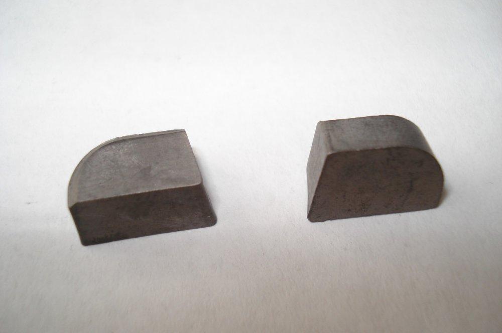 Пластина твердосплавная 07170 ВК8