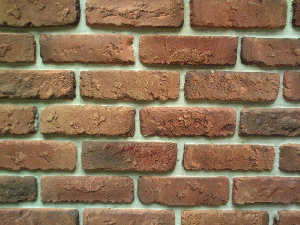 Купить Декоративная плитка кирпич на цементной основе.