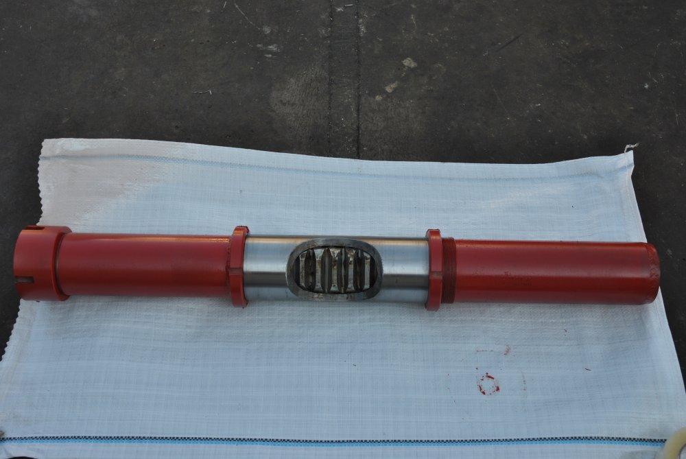 Гидроцилиндр поворота стрелы (реечный) 80.350.57