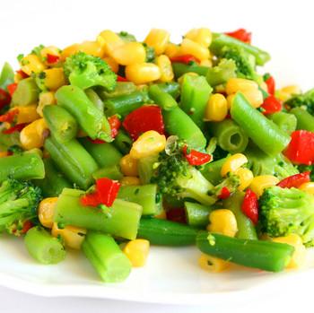 Овощная смесь замороженная Для жарки