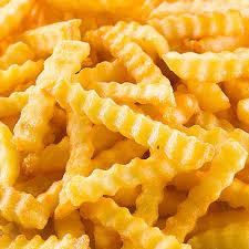 Картофель фри волнистая 2,5кг