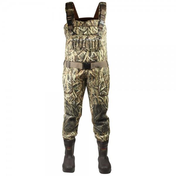 Забродный костюм для охоты Ducks Unlimited King Eider 1200g Premium Waders